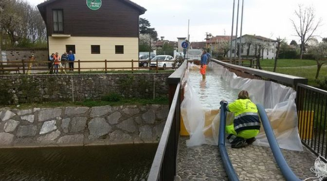 Volontari di Malo impegnati a richiesta …